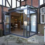 Bespoke Glass Box Extension