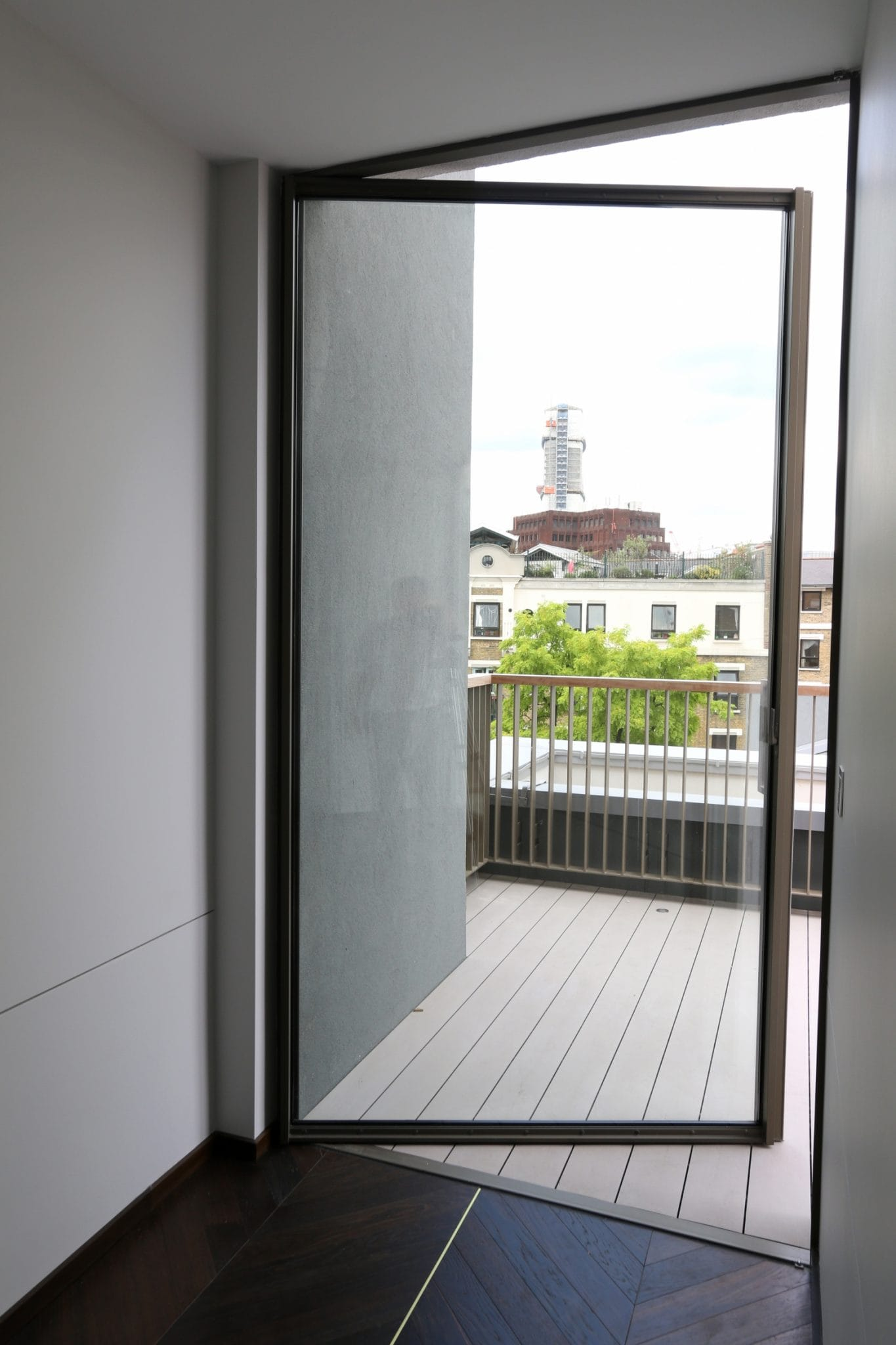 Bespoke Vitra Pivot Window