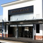 Bicester Village Train Station