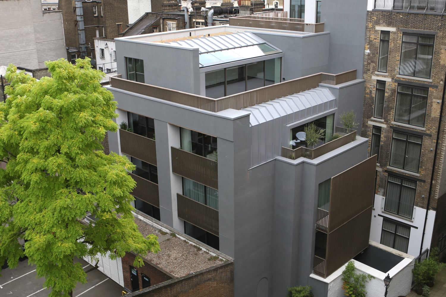Contemporary London Apartments