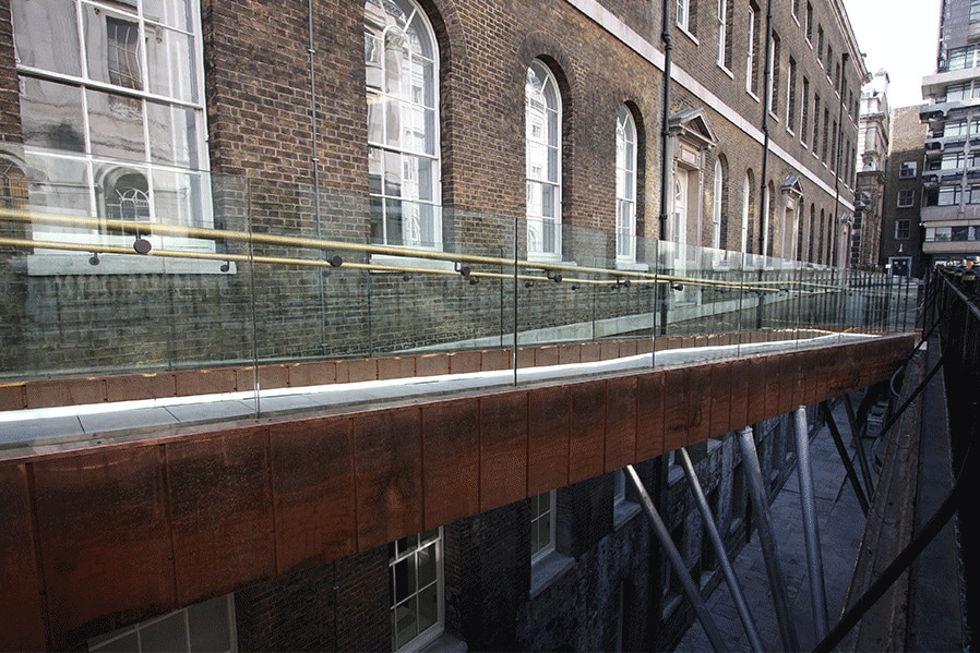 Structural Glass Balustrades
