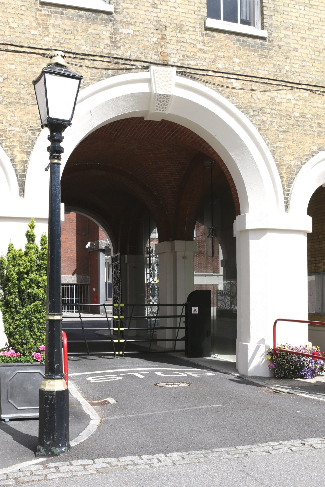 Portsmouth Grammar School Entrance