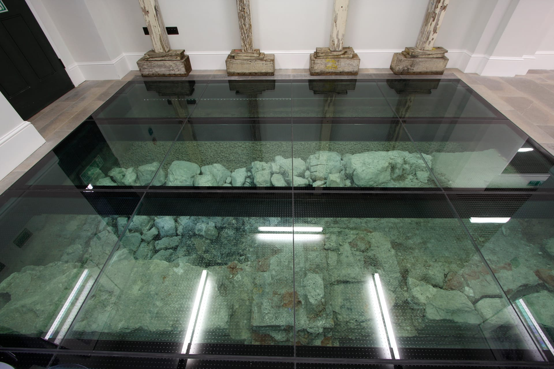 Structural Glass Floor