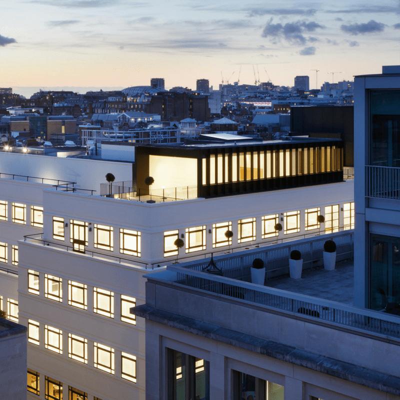 Savile Row minimal windows