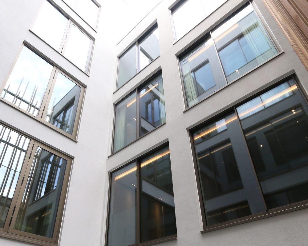 hurricane resistant glazing