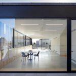 Frameless Glass Industrial style Window