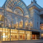 banner royal opera house riba award winner