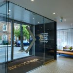 Bespoke Commercial Glass Entrance