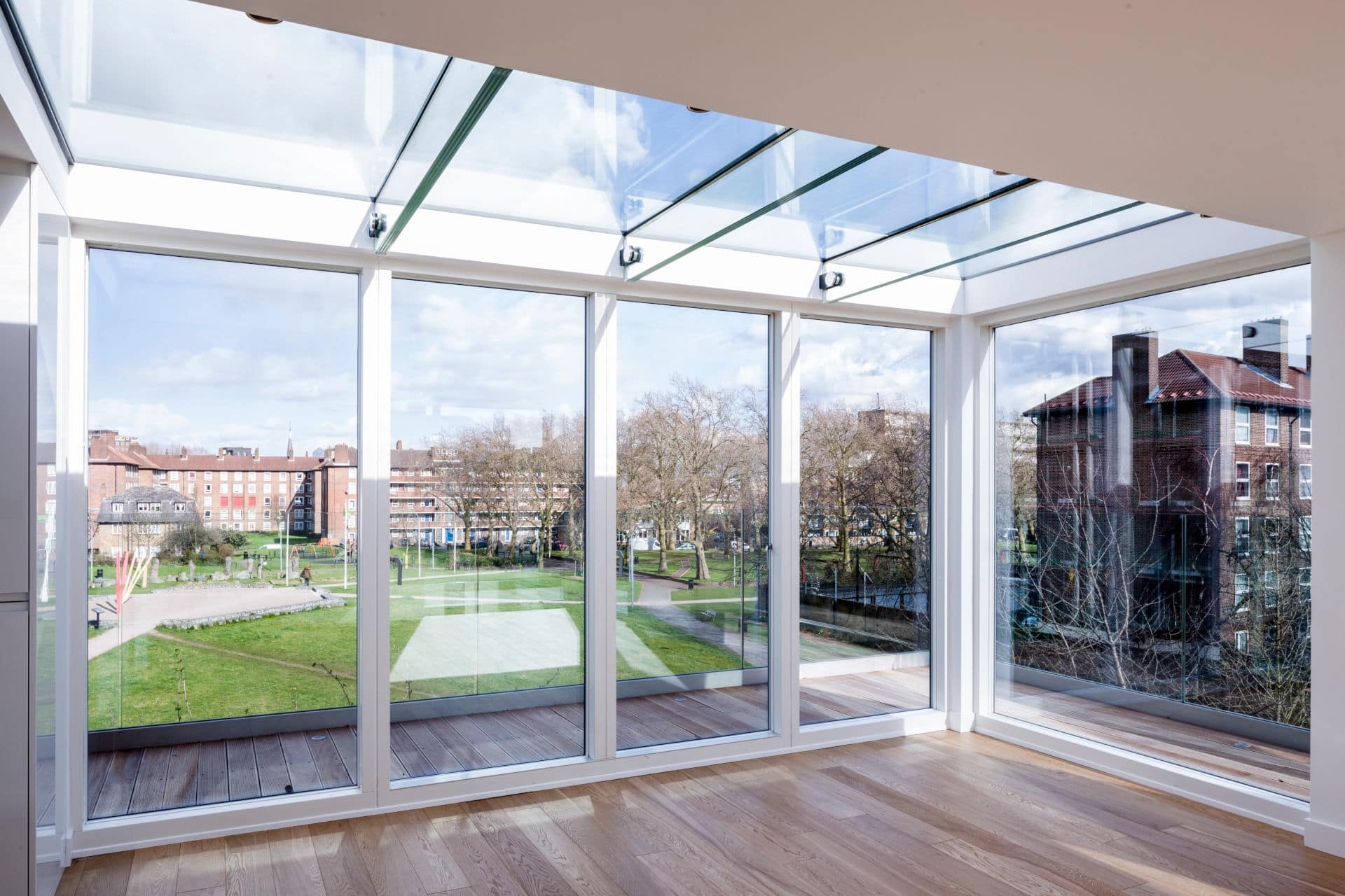 Structural Glass Extension