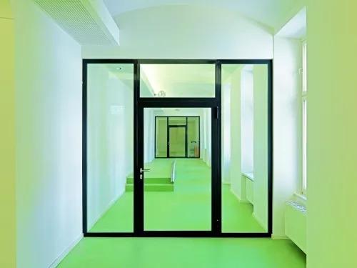 internal steel door