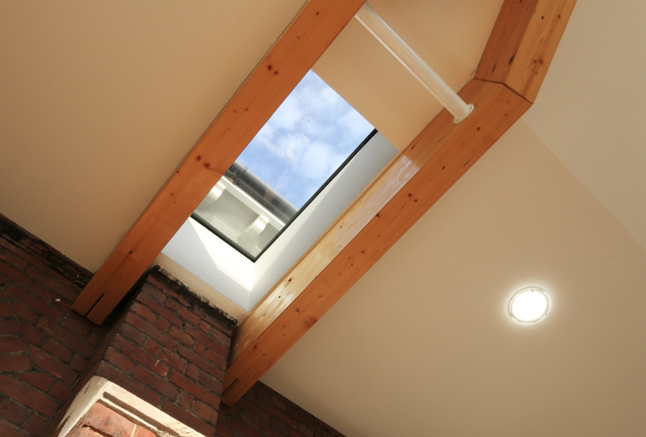 venting rooflight commercial system