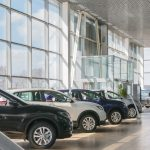 large-glass-elevation-at-the-front-of-a-luxury-car-showroom