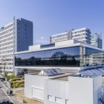 Modern electrochromic glazing technology installed to offices in Switzerland