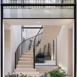 oversized vertical sash window
