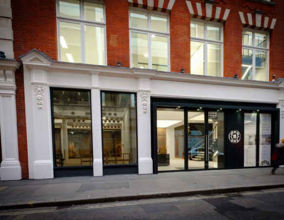 commercial glazing iq projects
