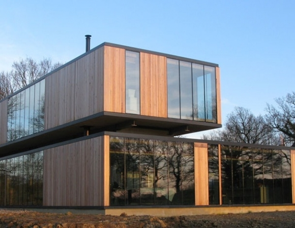 Kingswood in Kent with Heated Glass - Electric Power Source Only