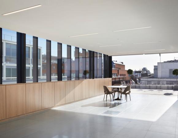 minimal windows sliding glass doors